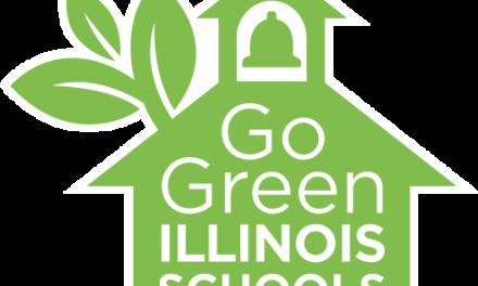 Go Green IL Schools has a new website
